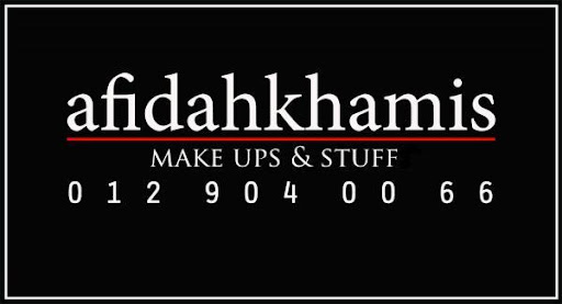 afidahkhamis MAKE UPS & STUFF