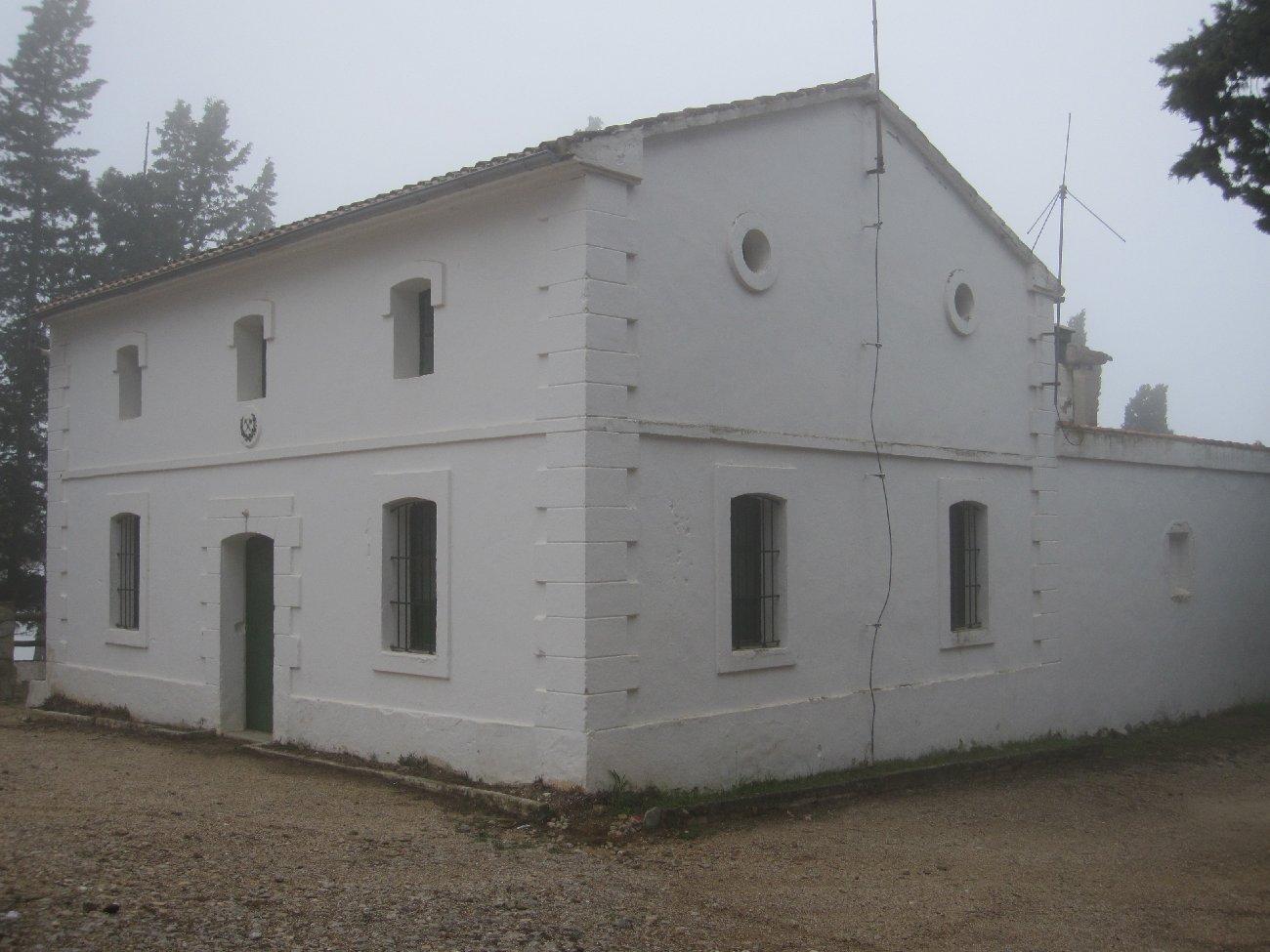 Casa forestal de les Planisses del Benicadell
