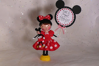 Gambar Boneka Minnie Mouse Lucu dan Imut 2