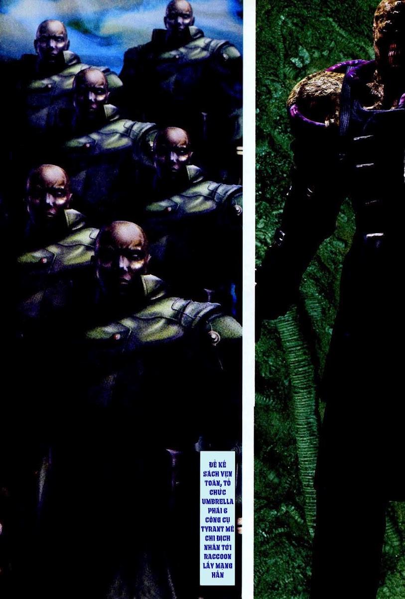 Resident Evil 3 chap 4 - Trang 4