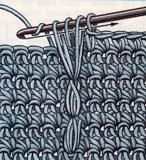 Как связать расклешенную юбку крючком?