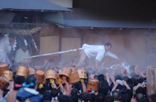 "The ""Naked Man Festival"" (hadaka matsuri) of Owari Okunitama (Konomiya) Jinja"