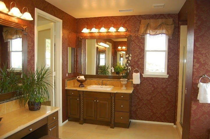 Paint color ideas for bathroom walls for Paint bathroom ideas color
