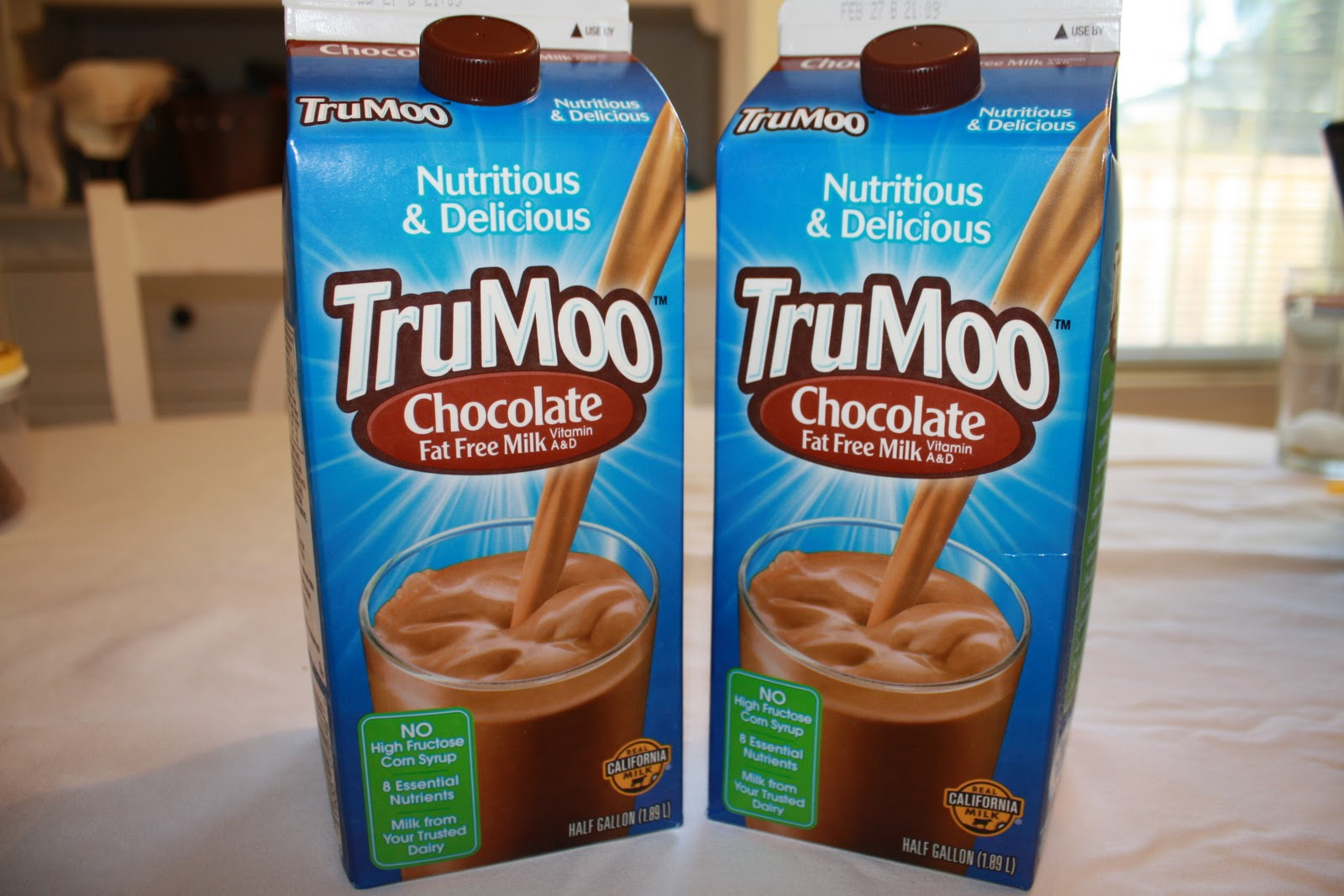 Sugar Butter Baking: TruMoo Chocolate Milk Party!
