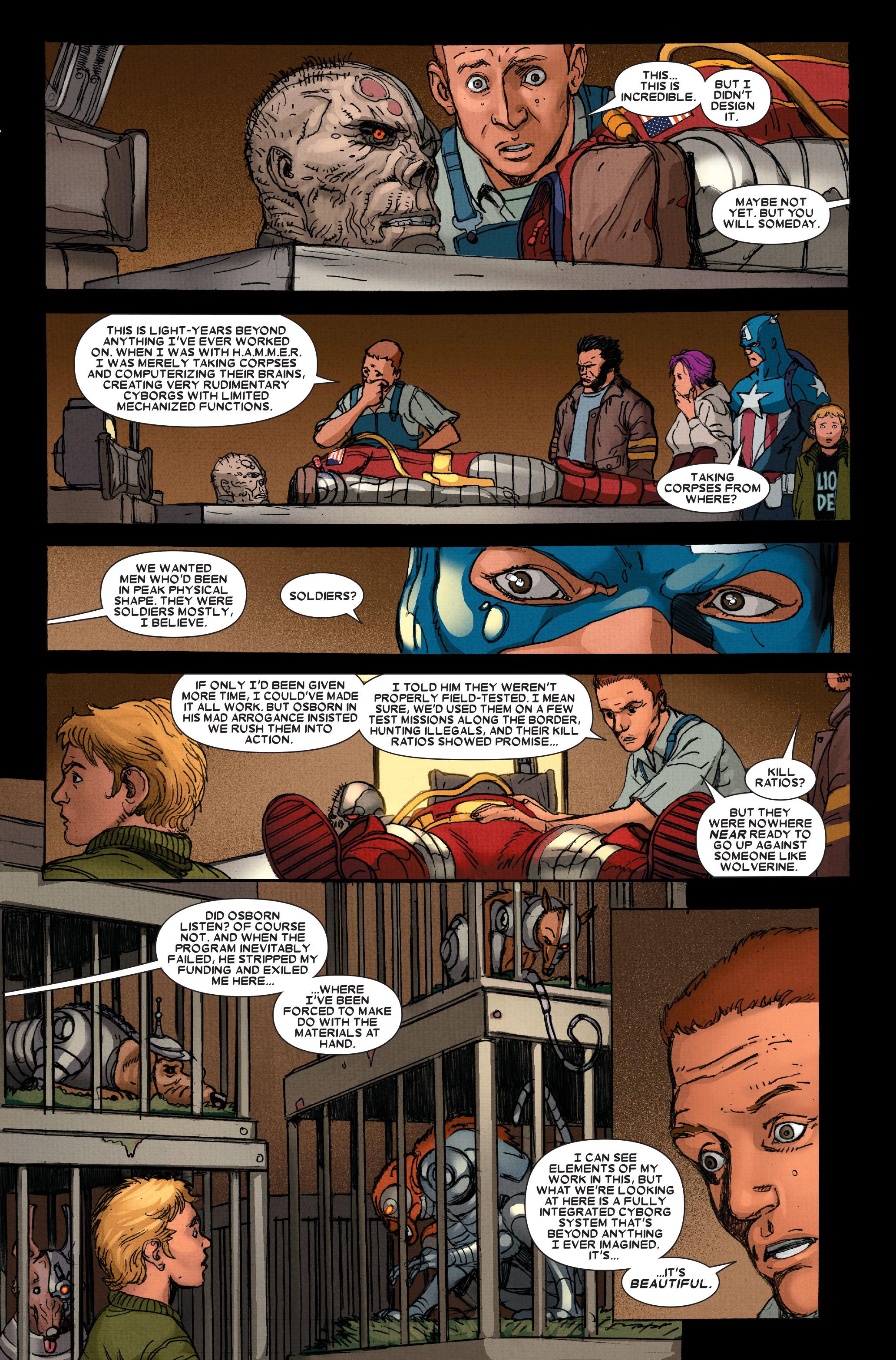 Wolverine: Weapon X #13 #4 - English 18