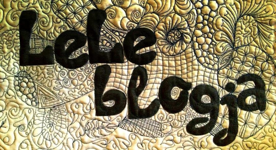 LeLe foltvarró blogja