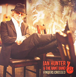 Ian Hunter/The Rant Band-  Fingers Crossed-2016-
