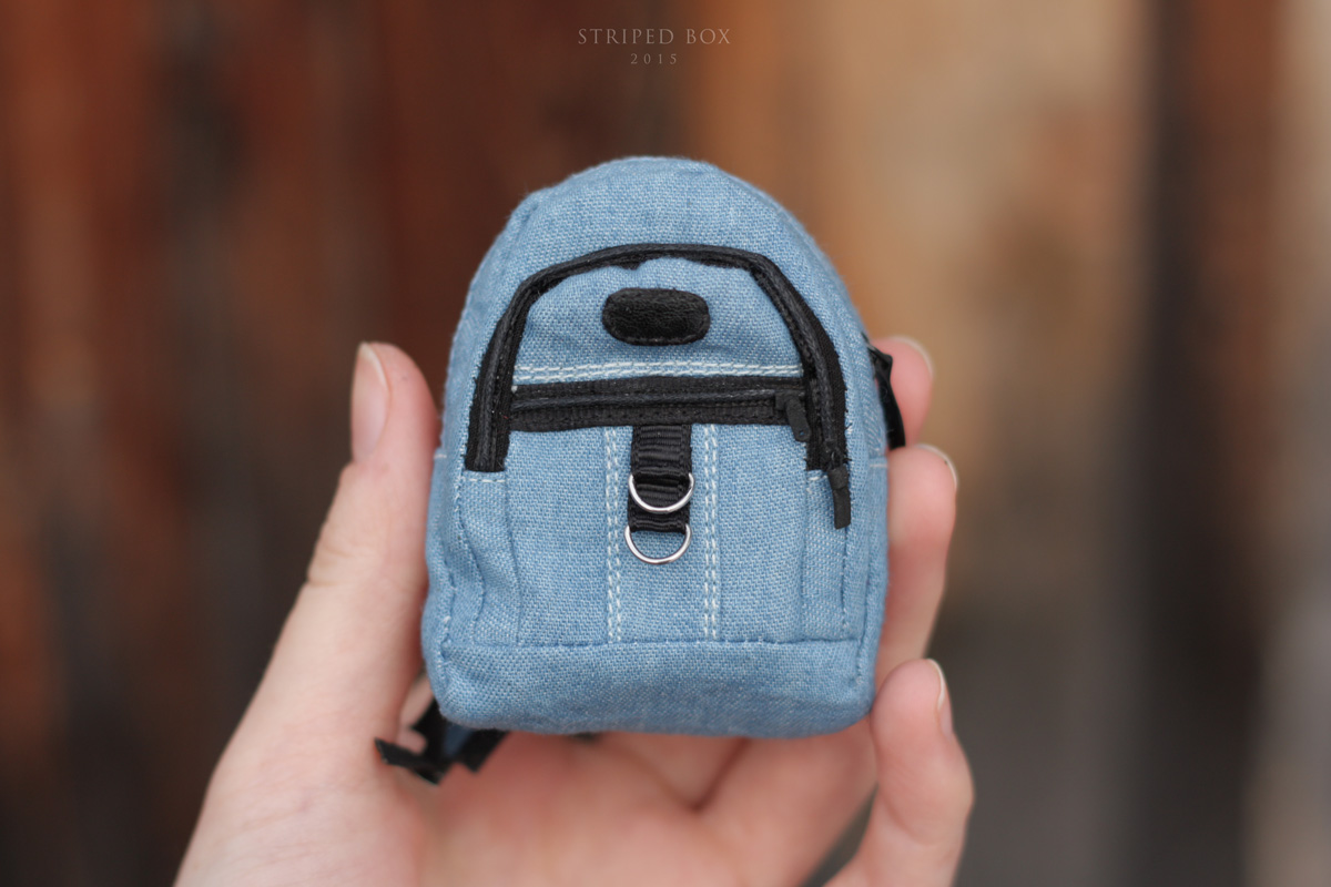Backpack for Doll