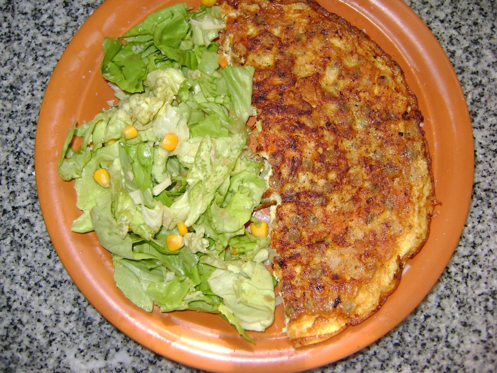 Cocina novata para novatos tortilla jardinera - Cocina para novatos ...