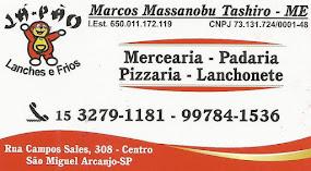JÁ-PÃO Lanches e Frios Mercearia - Padaria - Pizzaria - Lanchonete