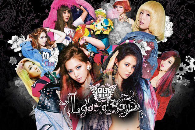 Lirik Lagu SNSD - I Got A Boy | Music Lyrics