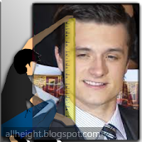What is the height of Josh Hutcherson?