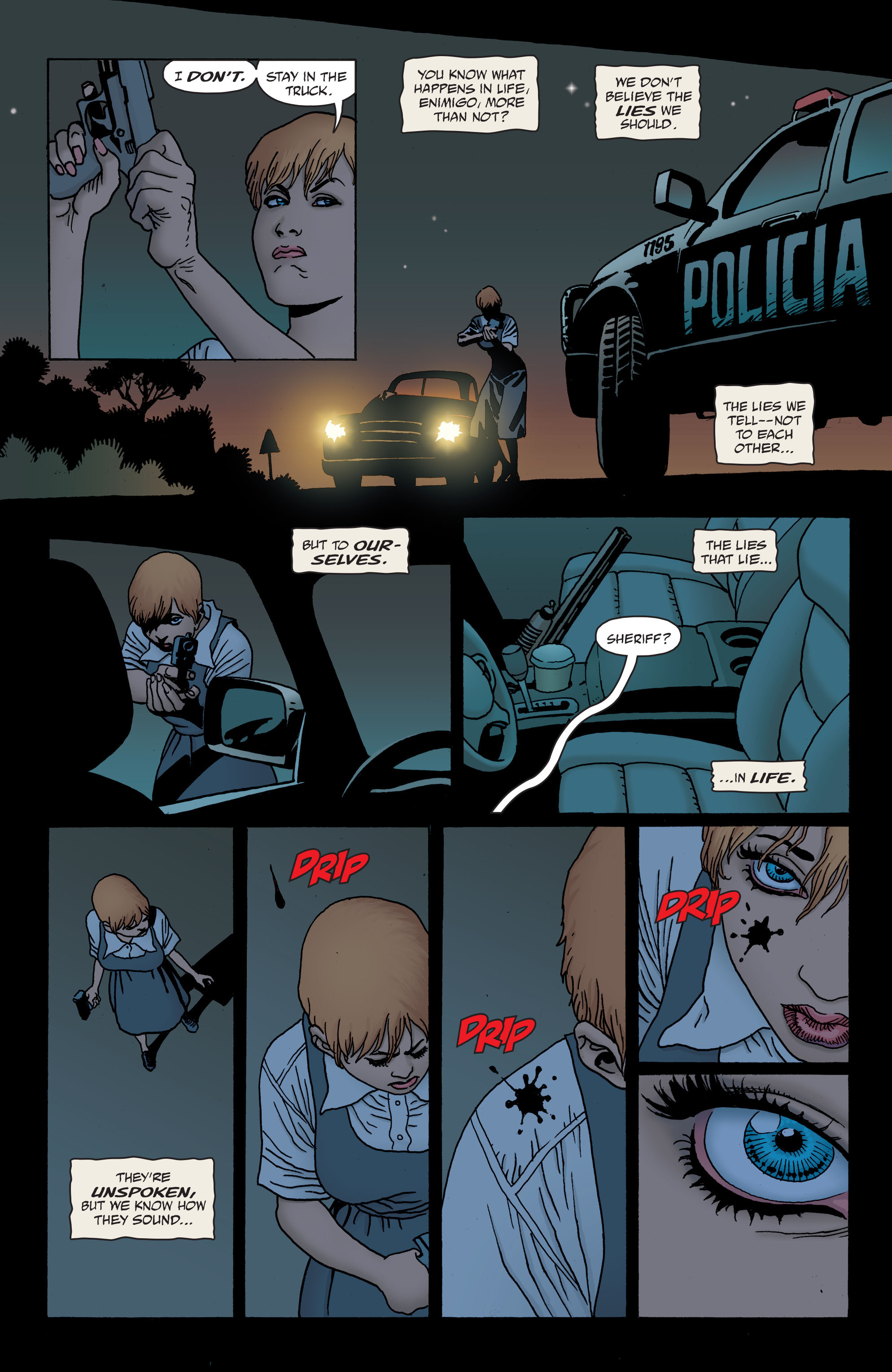 100 Bullets: Brother Lono Full Page 155