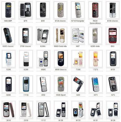 Daftar Harga Semua Merk Handphone Terbaru 2013