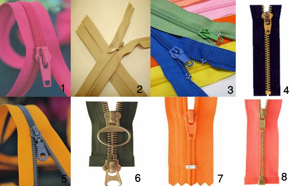 Different-types-of-zipper
