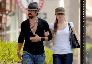 Colin Farrell Girlfriend 2012