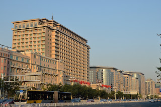 Beijing Hotel on Chang'An Avenue