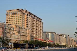 Beijing Hotel on Chang'An Avenue