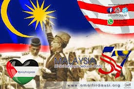 SELAMAT HARI MALAYSIA 2017