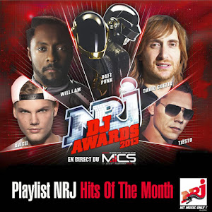 Playlist NRJ - Hits Of The Month Fevrier 2014