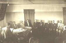 Reunião para o cinquentenário do Clube Astréa