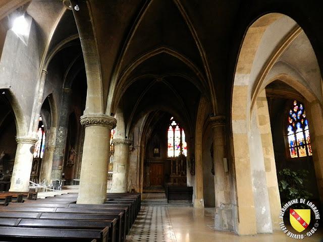 METZ (57) - Eglise Saint-Eucaire (XIIe-XIXe siècle)