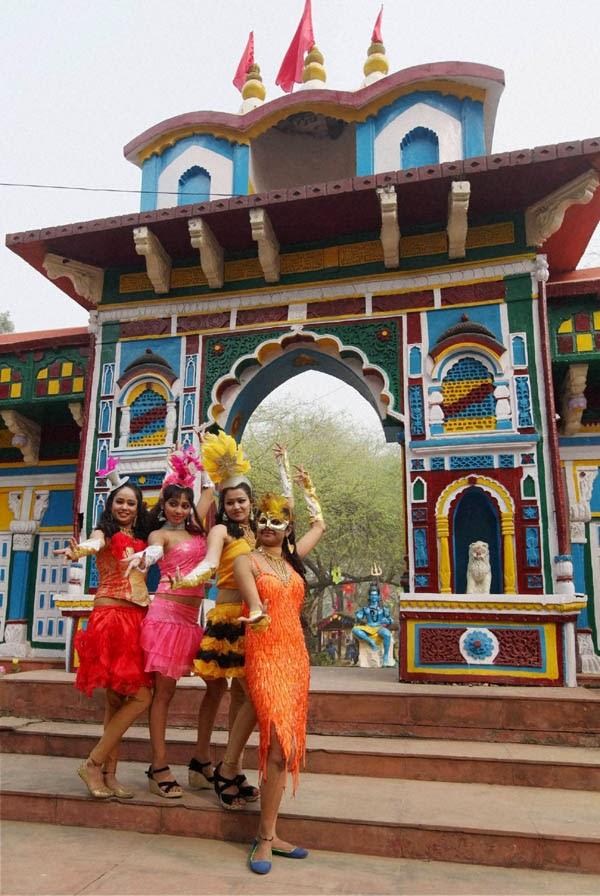 Goa Pavilion Suraj Kund Mela - 2014
