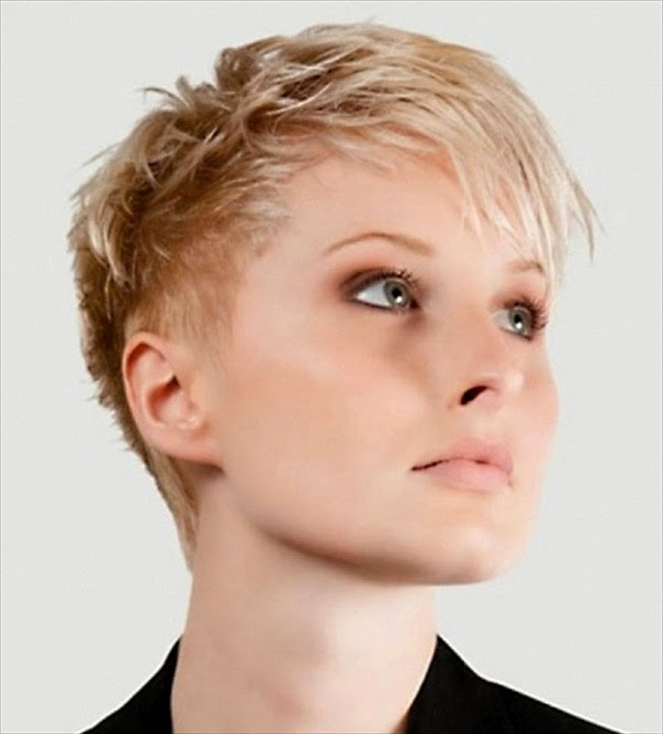 Very Short Hairstyles for Girls