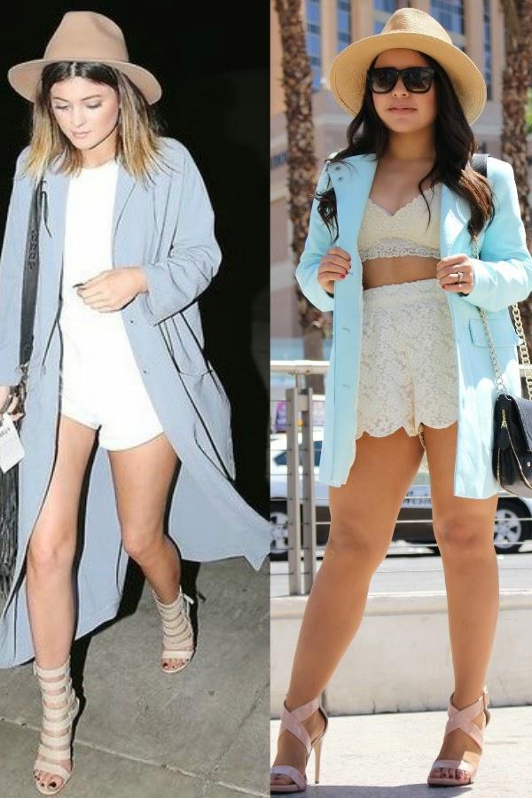 Kylie Jenner Coachella style, kylie jenner coachella style, kylie jenner duster coat