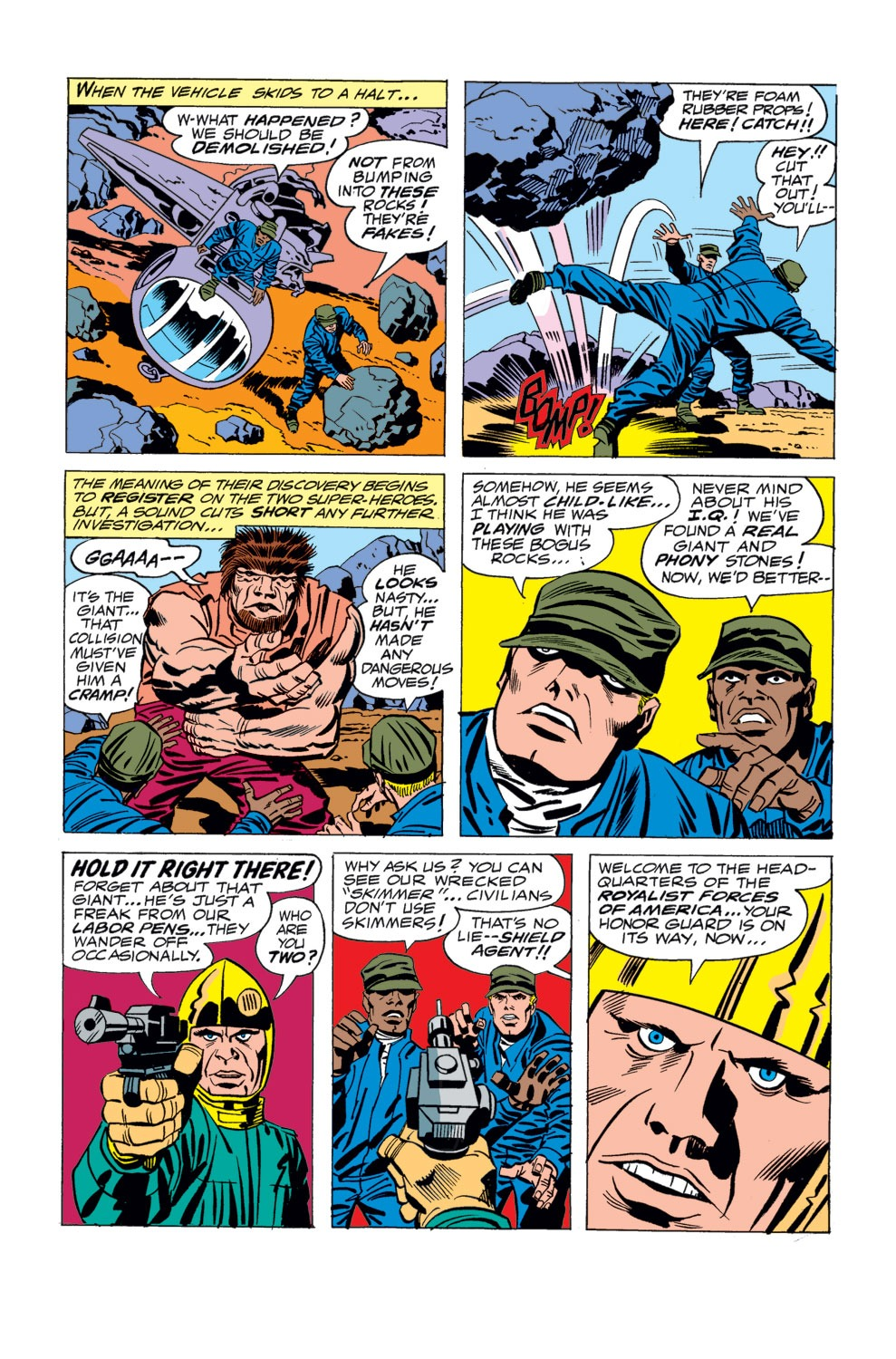 Captain America (1968) Issue #194 #108 - English 11