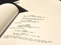 Contoh Format Penulisan Skenario Filem