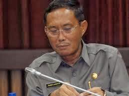 Gubernur Kalsel Adakan Rapat Keamanan