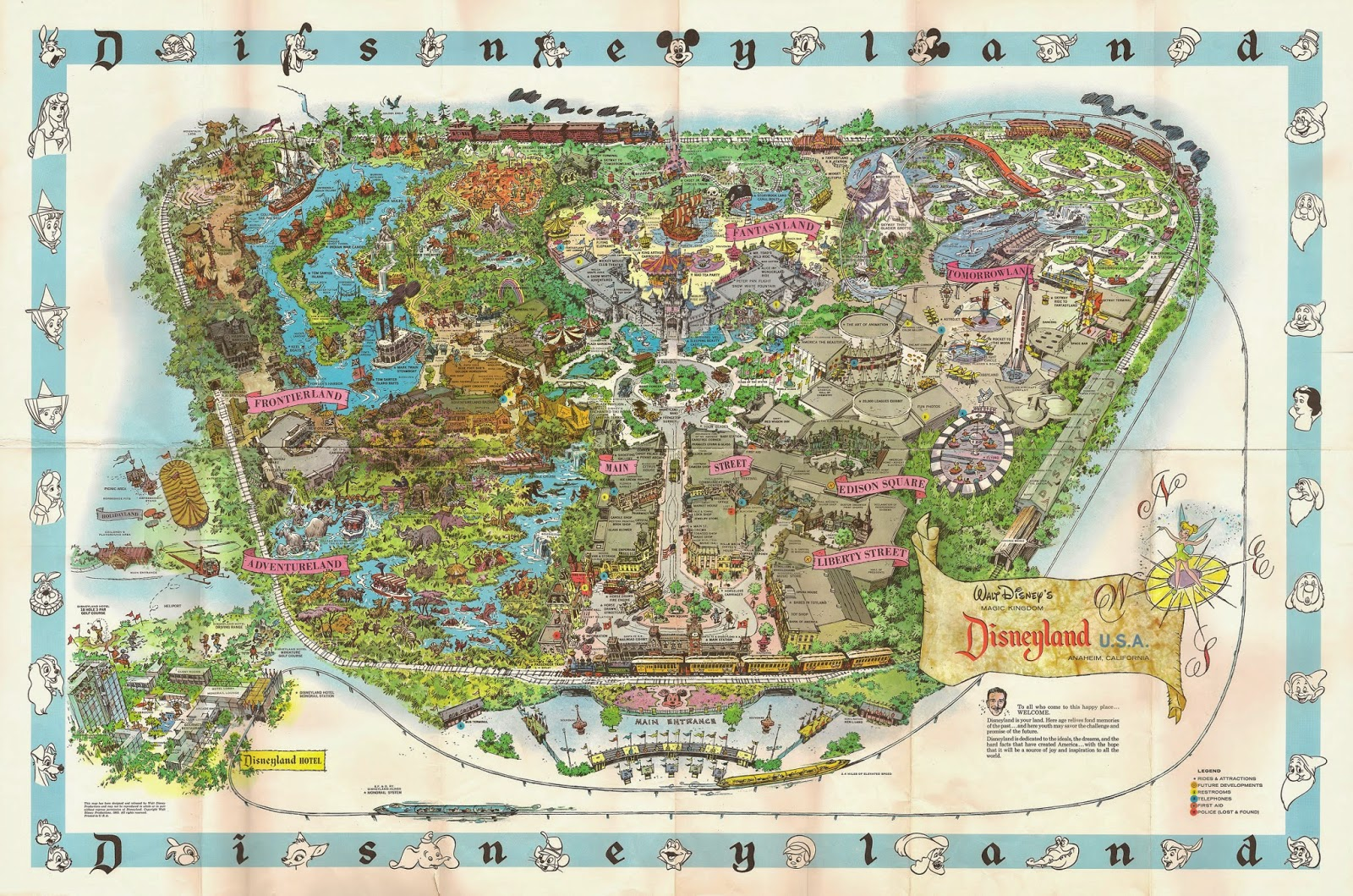 look of vintage paris map html with Disneyland Map Evolution 1955 2015 on 0 16641 19560514 00 besides Brown Paper Texture Or Parchment Paper With Ornamental Border Edge additionally Halloween Scary House Wallpaper furthermore Capas De Facebook  o Fazer likewise 2012 08 01 archive.