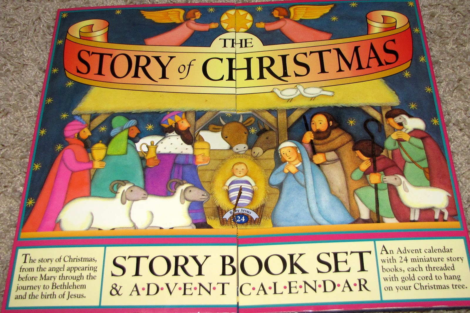 Thoughts From Still Moments: Christmas Traditions - Old and New