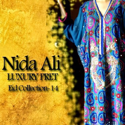 Luxury Pret Eid Collection 2014