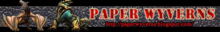 Paper Wyverns