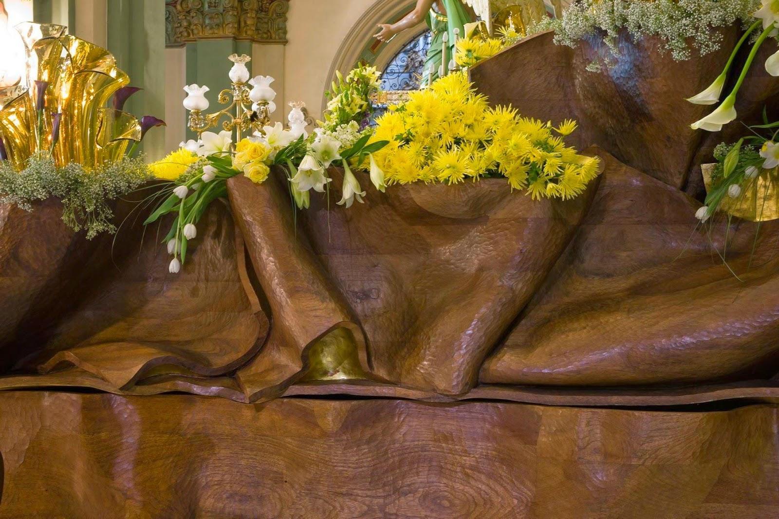 Trono Semana Santa Cartagena 14