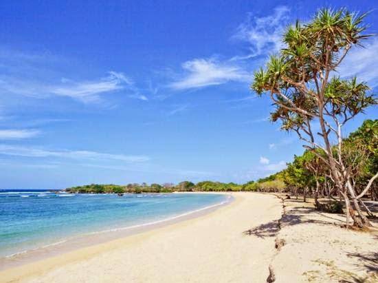 Wisata Pantai Nusa Dua Denpasar