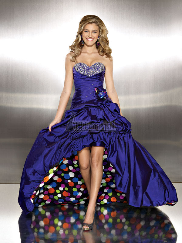 High Low Prom Dresses 2011 Asheclubspot