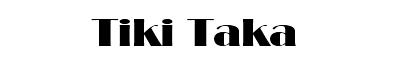 Tiki Taka Online