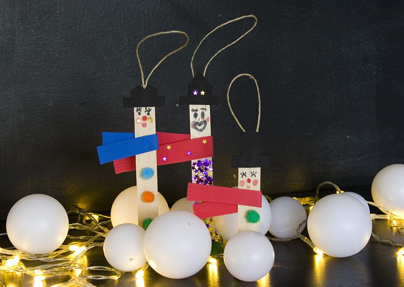 Decorar en familia: Diy colgantes navideños para el catálogo de Imaginarium1
