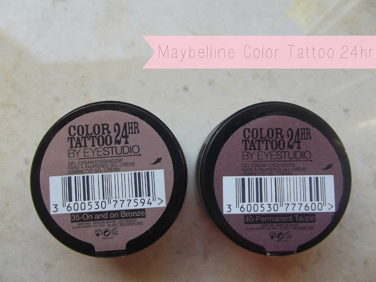 Maybelline | Color Tattoo 24hr