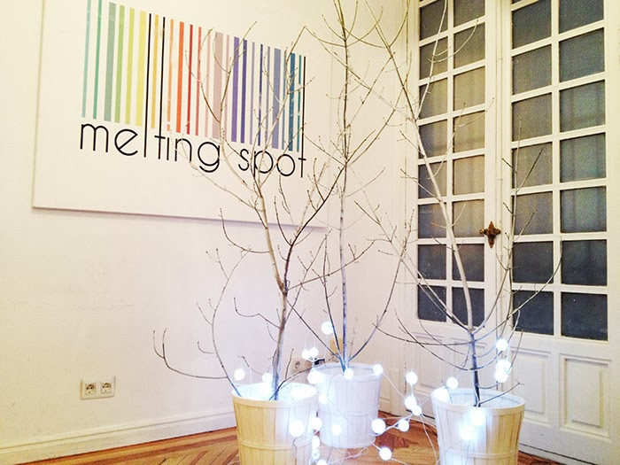 MELTING SPOT - POP UP STORE MADRID