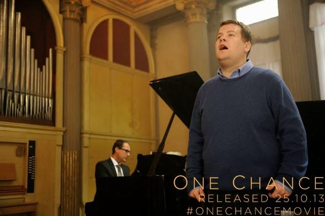 """Imágenes de la película """"One Chance"""""""