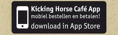 Kicking Horse Café App