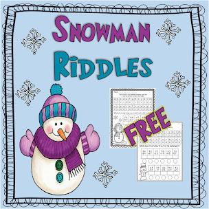 Snowman Riddles