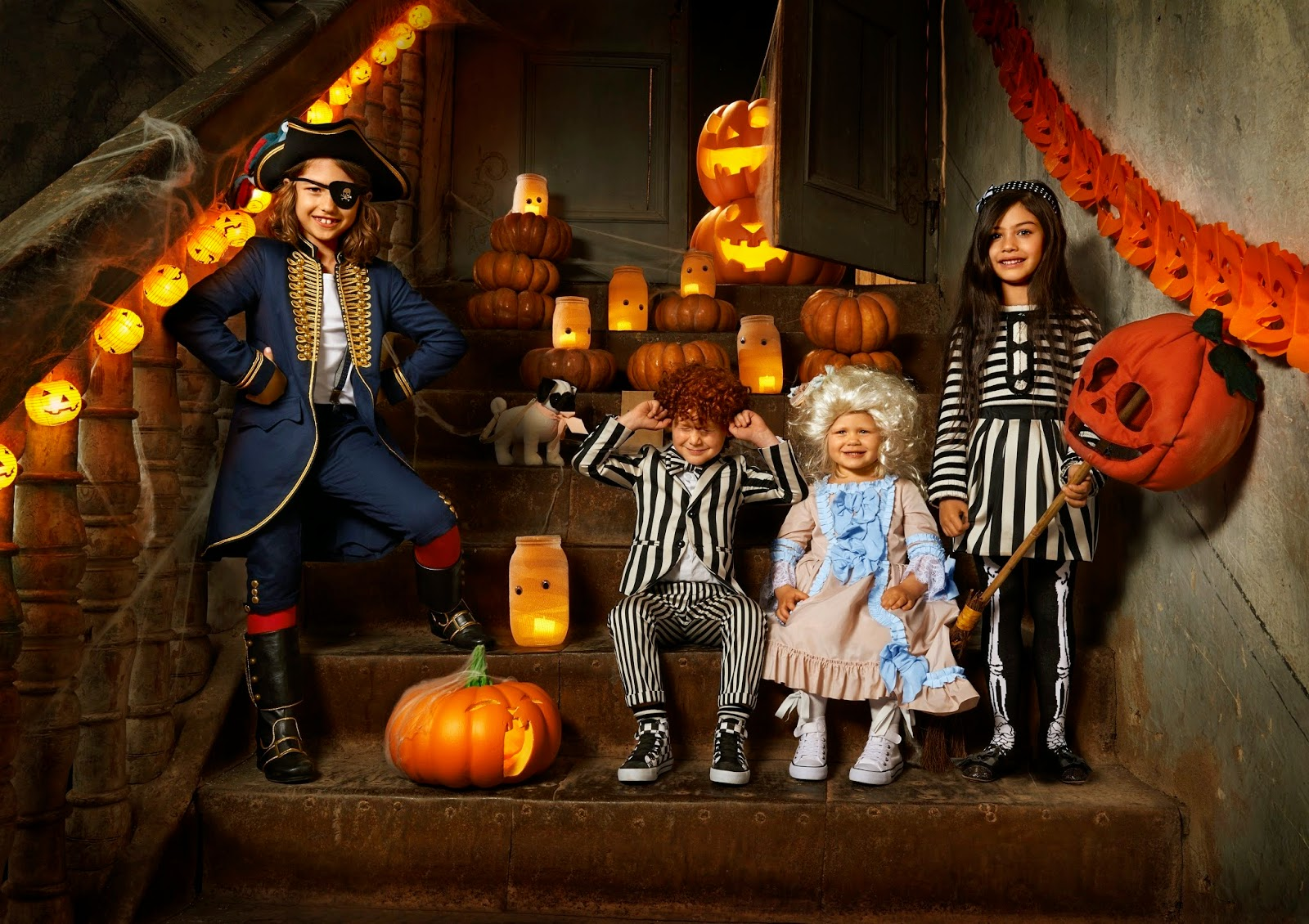 Конкурс на лучший костюм хэллоуина