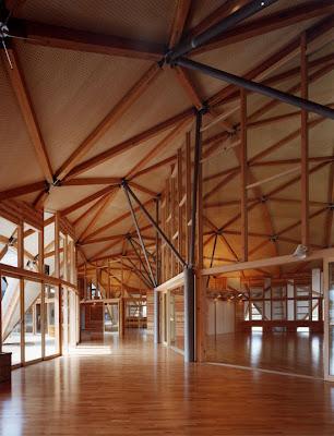 Arquitectura Burbuja para Instituto de Niños