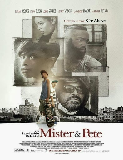 Ver The Inevitable Defeat of Mister and Pete (2013) Online
