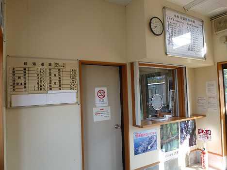 JR東日本 小砂川駅